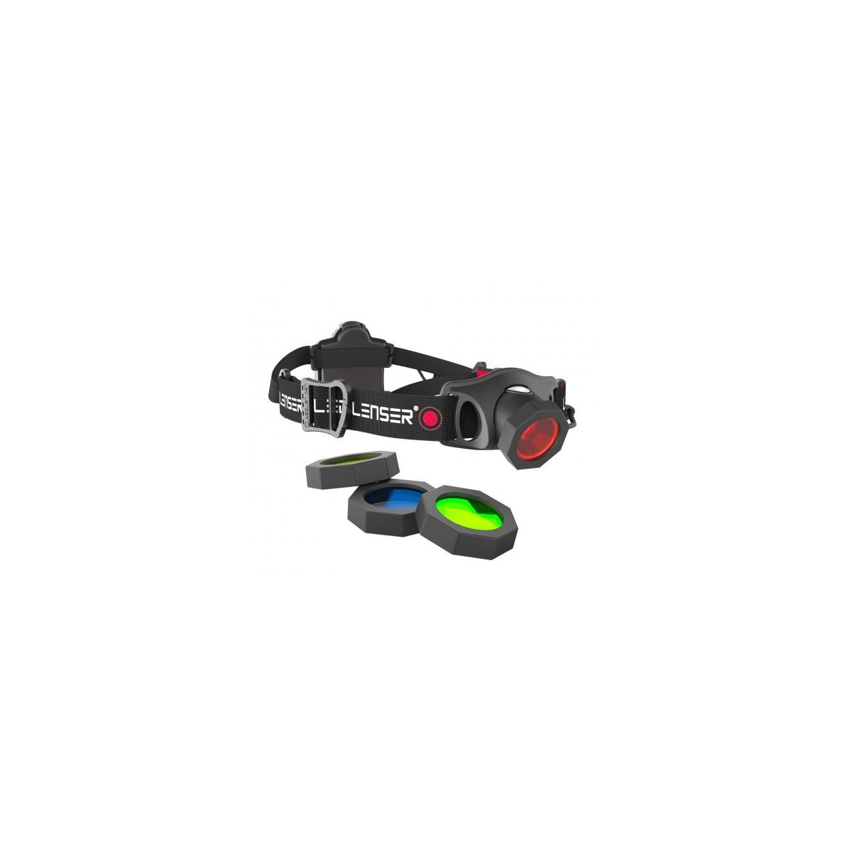 Set 4 filtros de color para modelos H7.2, H7R.2