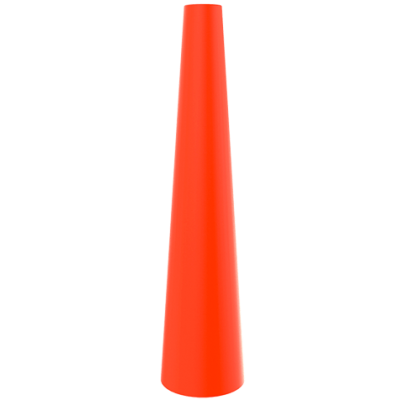 P5.2, P5R.2, T5.2, P6.2 (rojo y amarillo) CONO DE SEÑALIZACIÓN LEDLENSER Linternas y Frontales Led Profesionales
