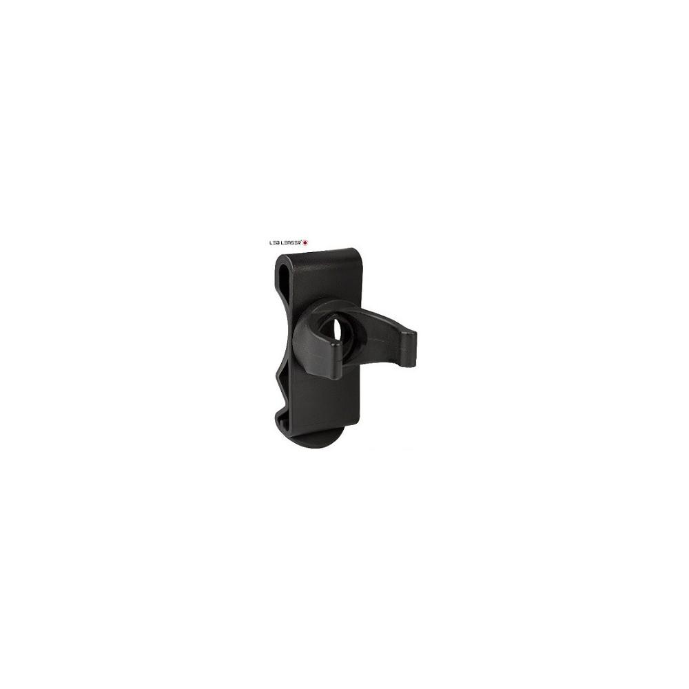 P5.2, P5R.2, T5.2, M5, P6.2 Soporte cinturón para linternas LEDLENSER Linternas y Frontales Led Profesionales