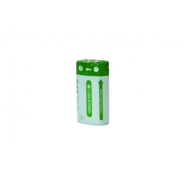 Batería 2 x 14500 Li-Ion 1500 MAH 3,7V para frontal MH7, MH8 y iH9R LEDLENSER Linternas y Frontales Led Profesionales