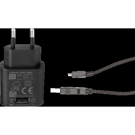 MH10, MH6 y MH2 Cargador USB + enchufe para frontal