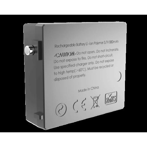 Batería Li-Ion 3.7 V para frontal Serie MH y SEO LEDLENSER Linternas y Frontales Led Profesionales