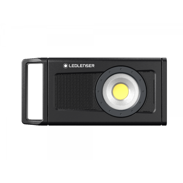 Ledlenser iF4R Music Proyector con Radio. Bluetooth. 2500