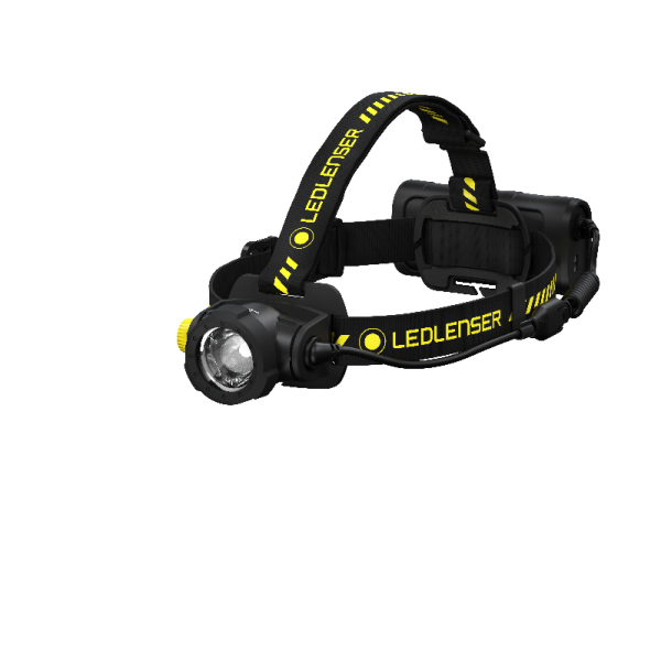 H15R WORK Frontal Ledlenser