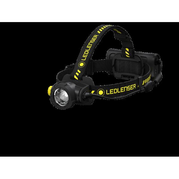 Ledlenser H15R Work Frontal LEDLENSER Linternas y Frontales Led Profesionales
