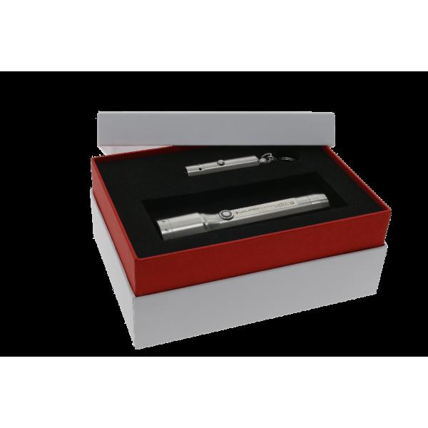 Ledlenser P7R Core & V8 Edición Limitada en Acero P7R Core1400 Lúmenes LEDLENSER Linternas y Frontales Led Profesionales