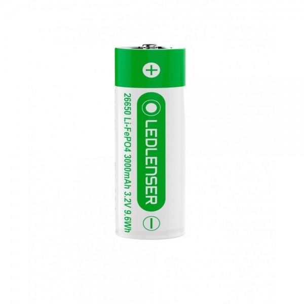 Batería recargable para Linterna i9R iron LEDLENSER Linternas y Frontales Led Profesionales