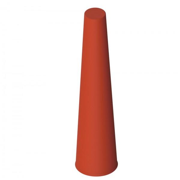 Cono de señalización Rojo 42 mm LEDLENSER Linternas y Frontales Led Profesionales
