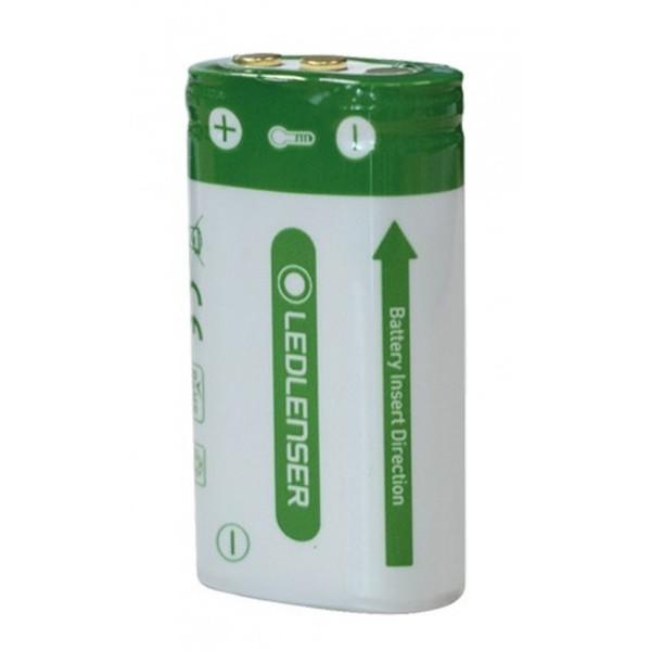 Batería 2 x 14500 Li-Ion 3,7 v 1550 mAh LEDLENSER Linternas y Frontales Led Profesionales