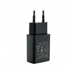 Cargador a 220 V 2,4 A con USB LEDLENSER Linternas y Frontales Led Profesionales