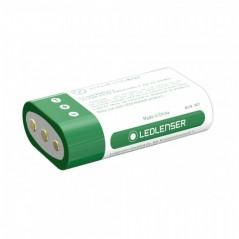 Batería recargable 2 X 21700 Li-ion 4800 mAh LEDLENSER Linternas y Frontales Led Profesionales