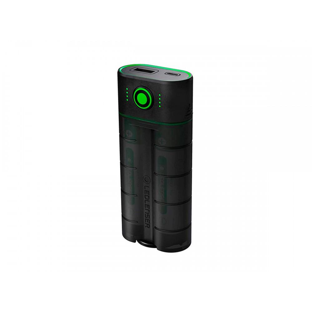 Power bank FLEX7 con batería 2 x 18650 6800 mAh