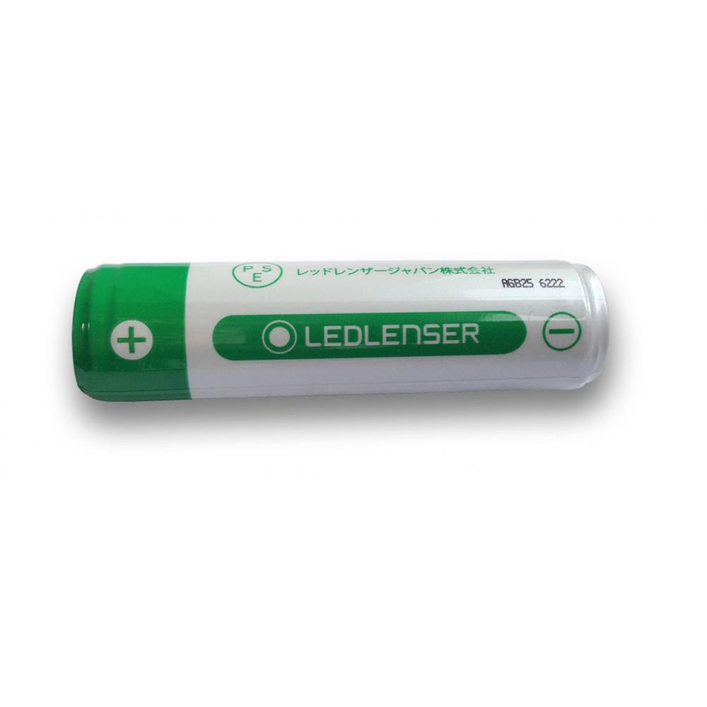 MT14 Batería Li-Ion 26650 para linterna LEDLENSER Linternas y Frontales Led Profesionales